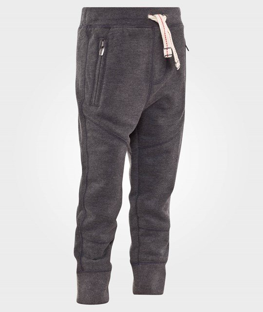Esprit Pants Knitted Anthracite Grey