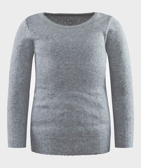 Noa Noa Miniature Mini Basic Doria Grey Melange серый
