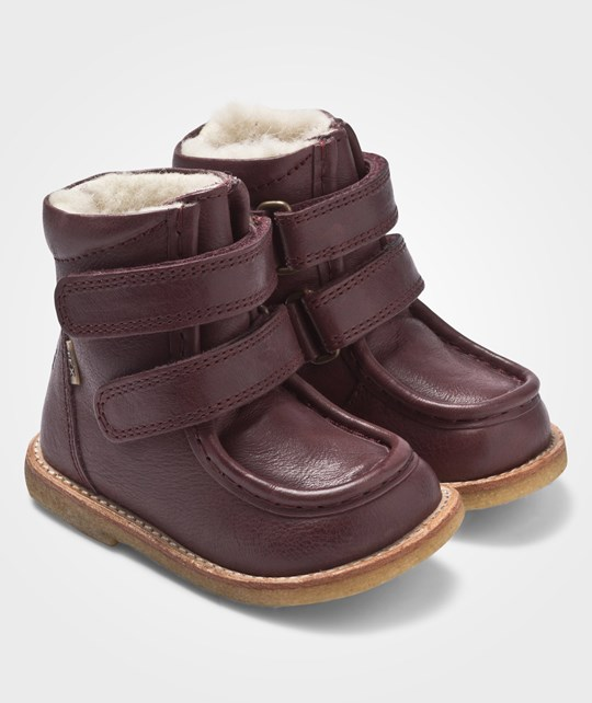 Bisgaard Tex Boot Plume Purple