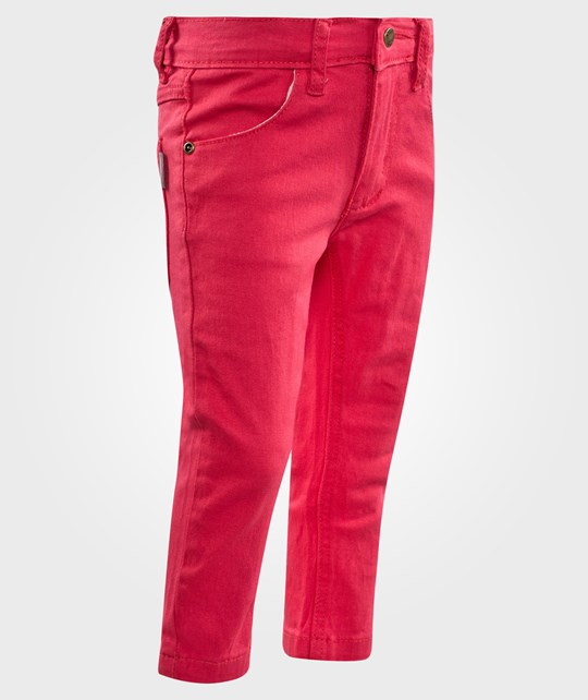 ebbe Kids Roori Slim Fit Pant Raspberry Red Raspberry Red