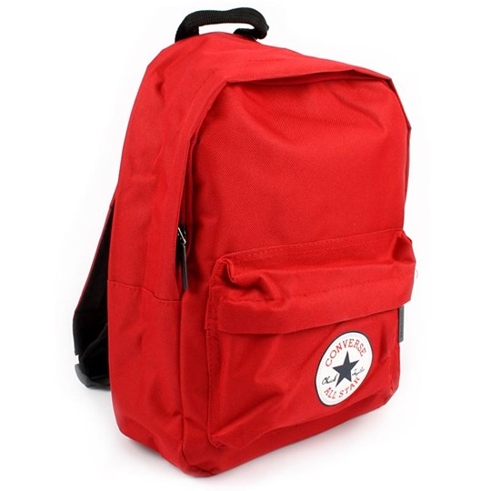 Converse Backpack Dark Red Multi