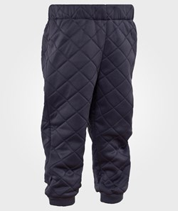 Wheat Thermo Pants Darkblue