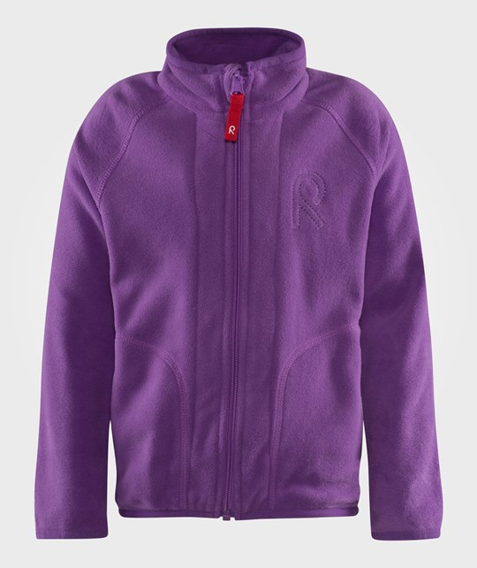Reima Fleece Jacka, Inrun Purple Purple