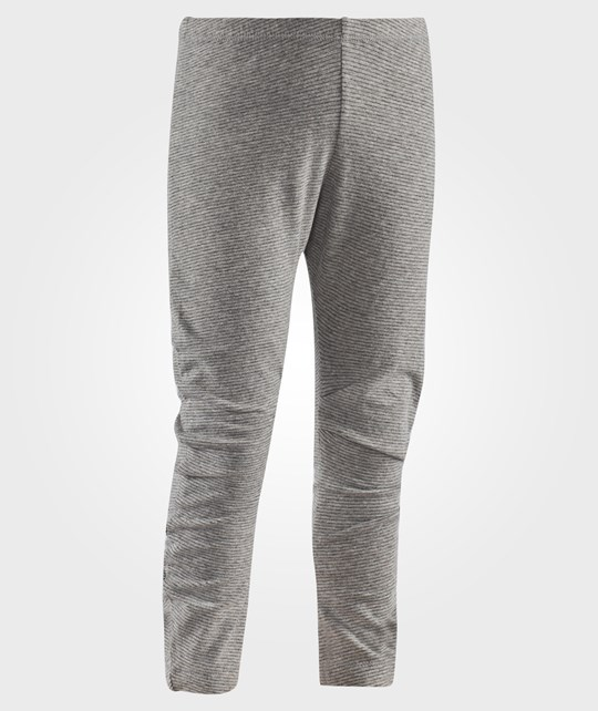 Imps & Elfs Legging Cosy-/Night Grey Mel. Grå