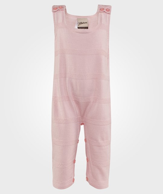 Lillelam Playsuit Thin Pink Pink