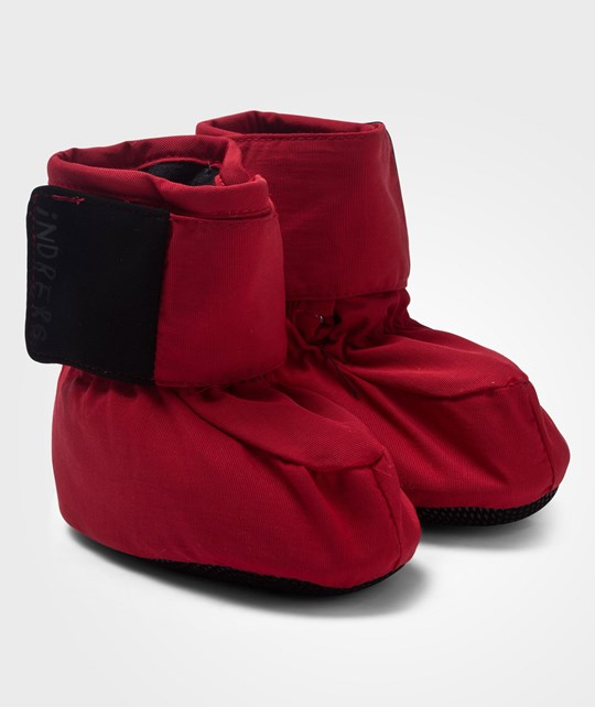 Lindberg Alunda Booties Red Röd