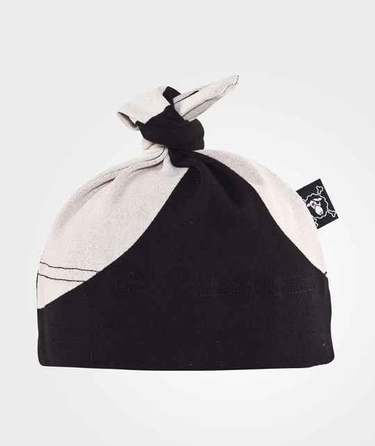 NUNUNU Circle Hat Black Black