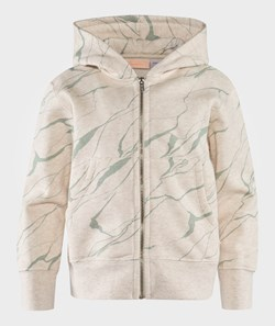 Tinycottons Marble FT Hoody Beige