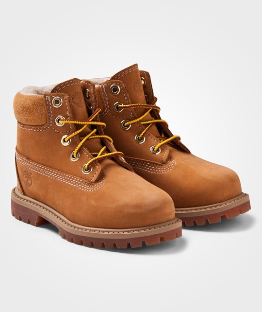 Timberland 6 In Classic Boot Wi Wheat Brun