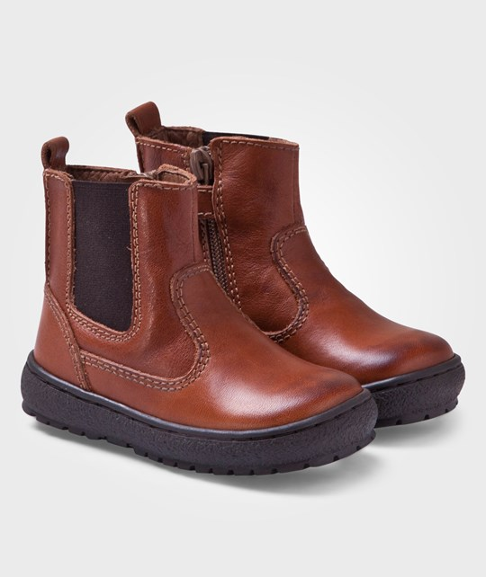 Bisgaard Boot Cuoio Brown