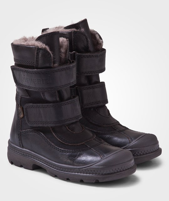 Bisgaard Tex Boot Noir Sort