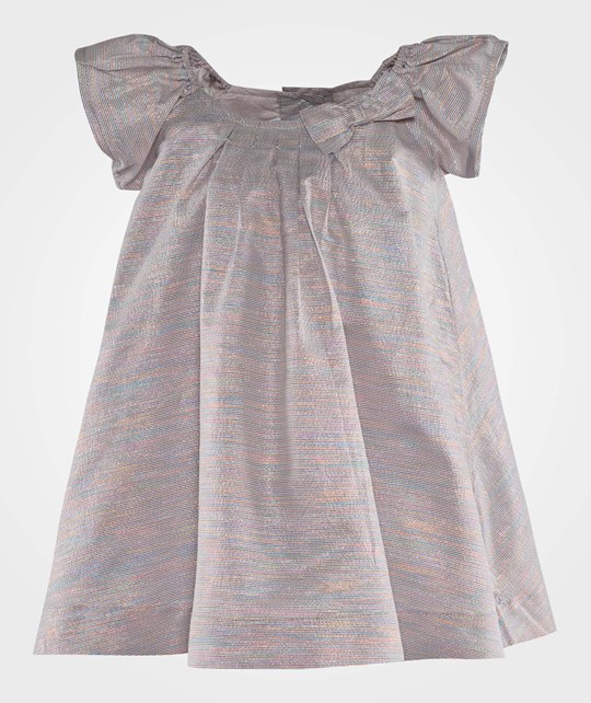 How To Kiss A Frog Mirabelle Dress Silver Silver