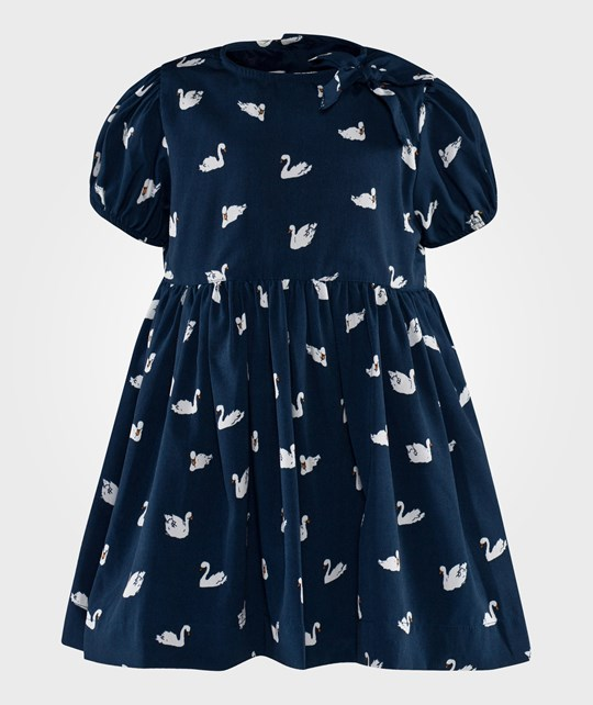 How To Kiss A Frog Lili Dress Blue Blue