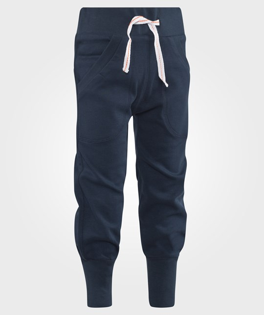 Geggamoja Longpants Marineblue Blue