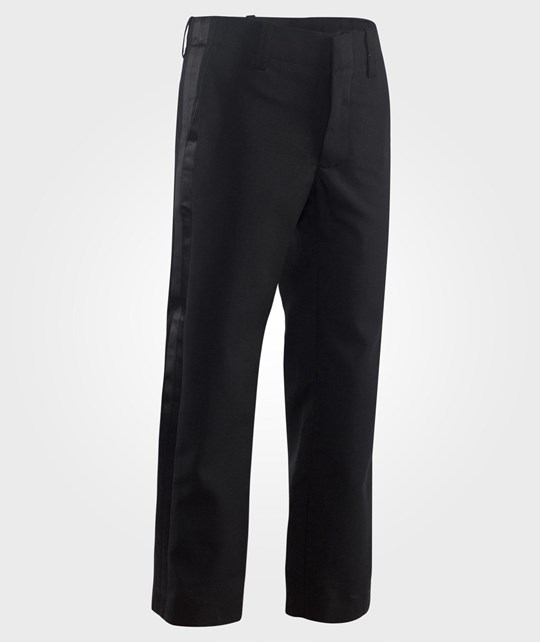 GANT Smoking Slacks Black Sort