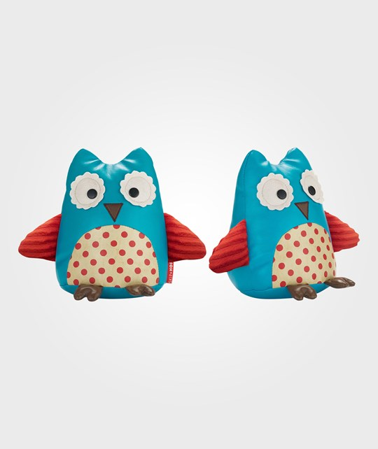 Skip Hop Zoo Book End Owl Multi