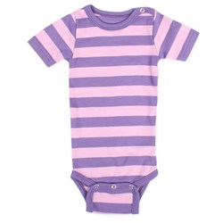 Katvig S/S Body Violet/Purple