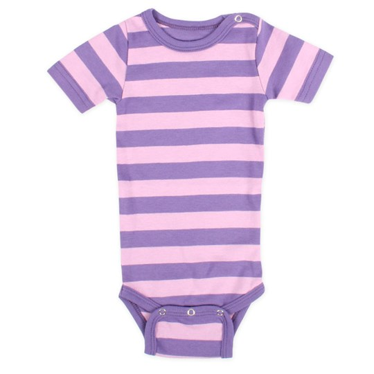 Katvig S/S Body Violet/Purple Purple