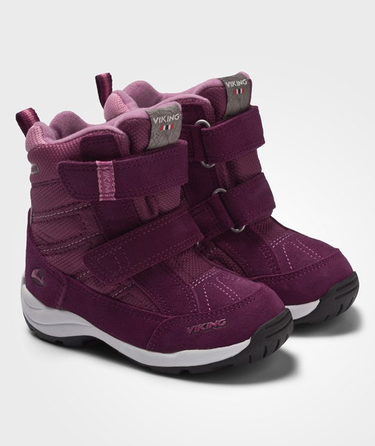 Viking Edge Ii Gtx Plum/Rose фиолетовый