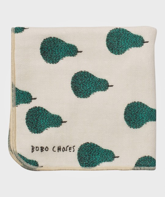 Bobo Choses Baby Towel Pear Multi