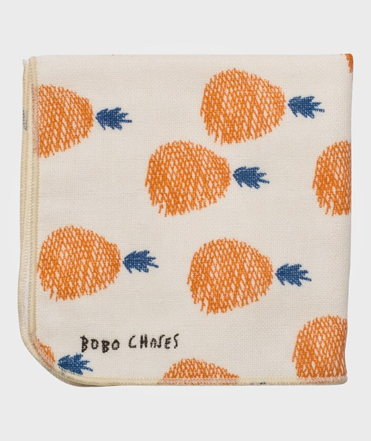 Bobo Choses Baby Towel Ananas Multi