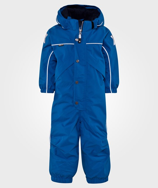 Molo Polaris Junior Snowsuit Sparkling Blue Sininen