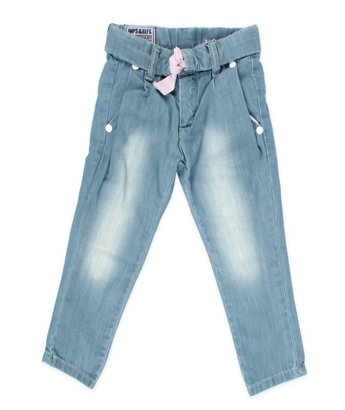 Jeans China Blue Bleach