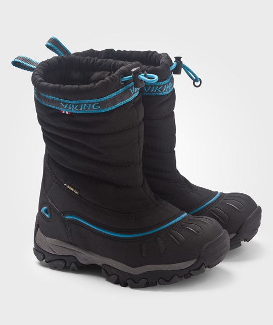 Viking Windchill Jr. Gtx Black/Blue Musta