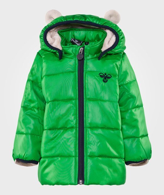 Hummel Bear Jacket Fern Green Green