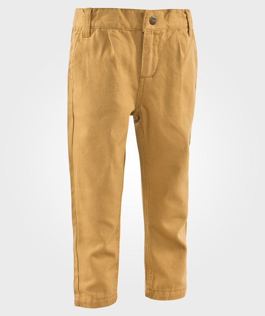 ebbe Kids Брюки Ralf Chinos Golden Brown Golden brown