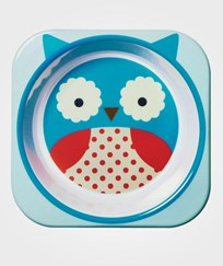 Skip Hop Zoo Bowl Owl Multi