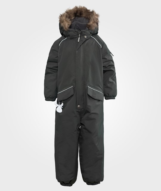 Wheat Snowsuit Fur Deepforest Green
