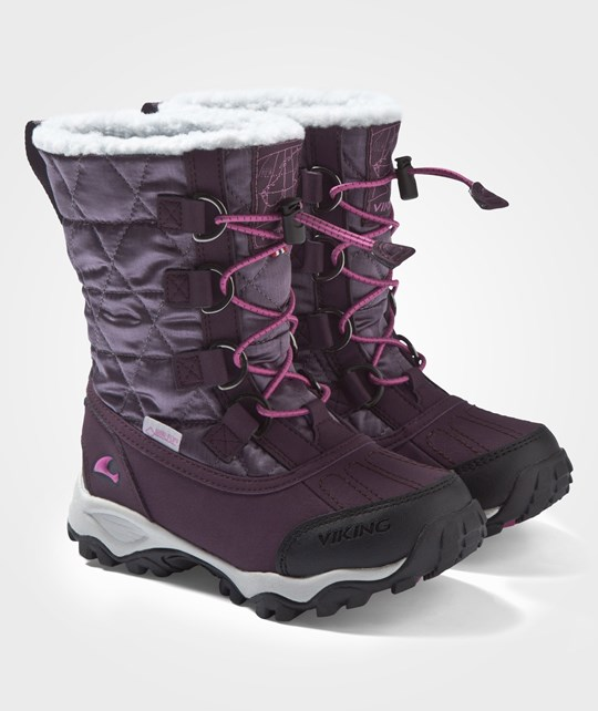 Viking Wildfire Girl Gtx Purple/Fuchsia Lilla