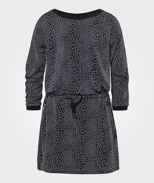 Petit by Sofie Schnoor Dress Giraff Multi Grey