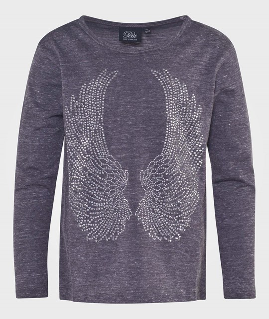 Petit by Sofie Schnoor T-Shirt Long Sleeve With Wings Dusty Multi