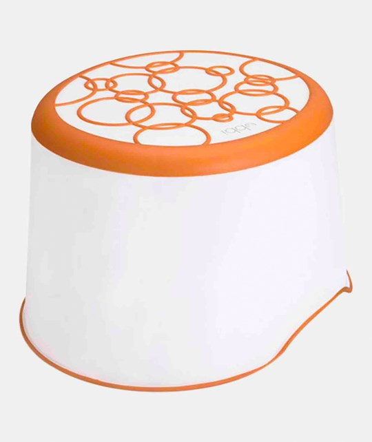 Ubbi Step Stool Orange Oransje