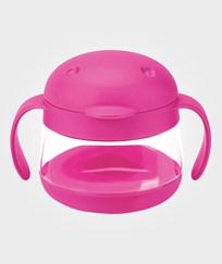 Ubbi The Tweat Snack Cup Pink Hot Pink