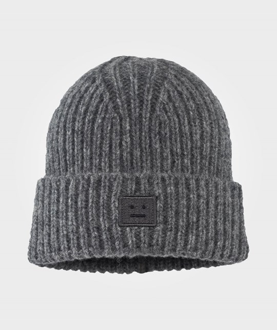 Acne Studios Mini Pansy Hat Medium Grey Grey