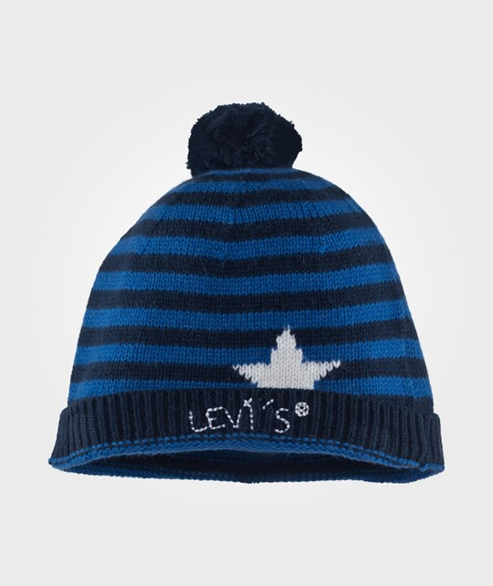 Levis Kids Hat Dark Blue Blå