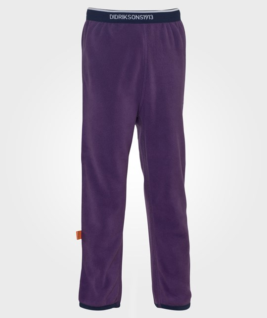 Didriksons Monte Kids Pants Amaranth Purple