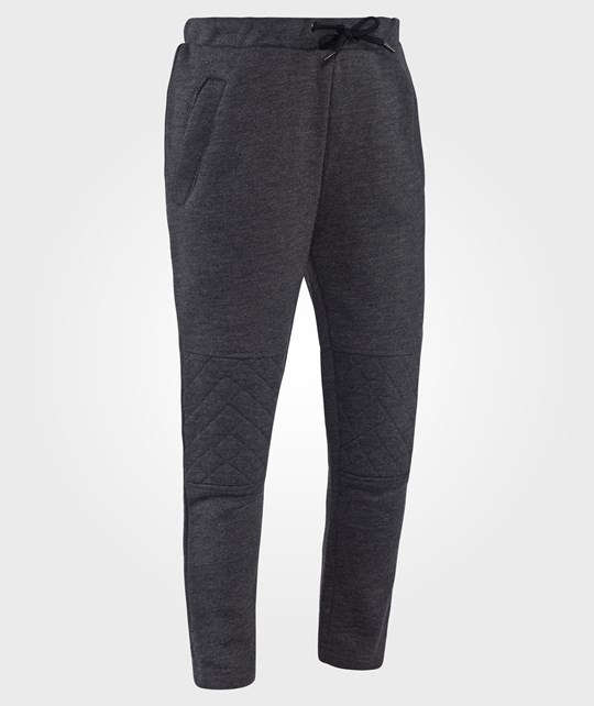 Little Pieces Lpray Sweat Pants A Dark Grey Mel Grey