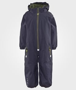 Mikk-Line Nylon suit junior Deep Blue