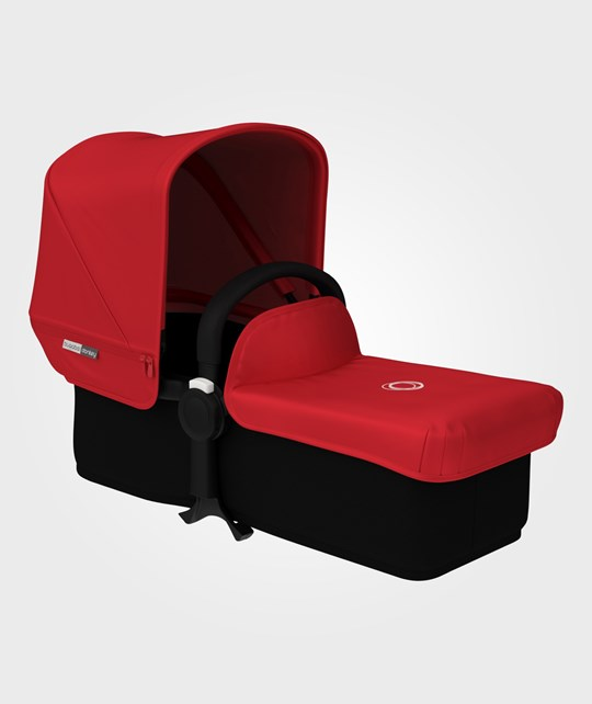 Bugaboo Donkey Tailored Fabric Set Red Ext.
