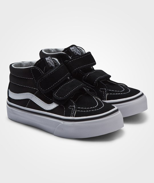 Vans SK8-Mid Reissue V Black/True white Black