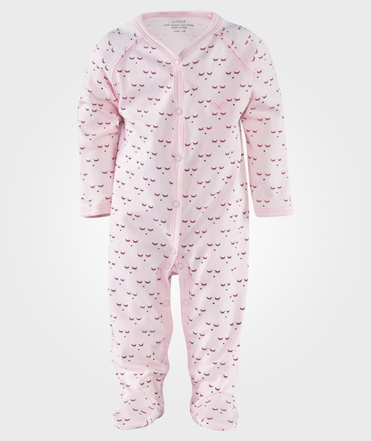 Livly Simplicity Onsie Mini Pink Sc Pink