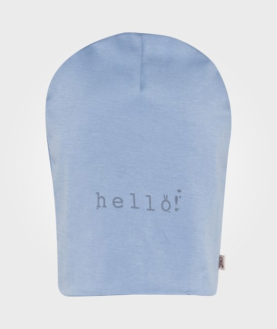 Livly Hello Berkley Hat Ice Blue Blå
