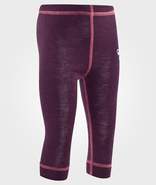 Hummel Hamar Leggings Aw15 Blackberry Wine Rosa