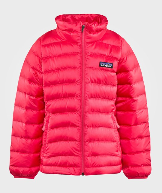 Patagonia Girls Down Sweater Rossi Pink Pink