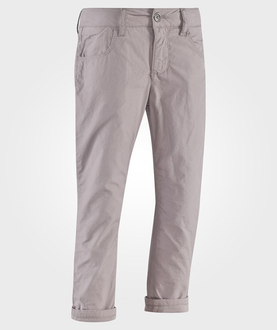 United Colors of Benetton Casual Five Pocket With Heart Details Grey Grey