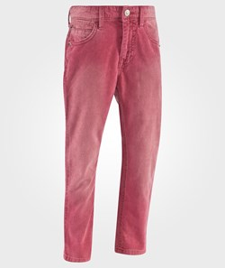 United Colors of Benetton Cotton Rich Denim Red